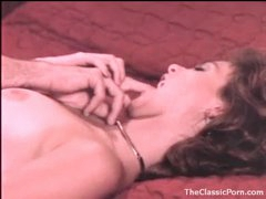 Almost all beautiful hotty in a classic porn fuck video