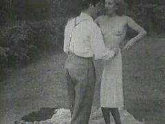 Vintage porn film