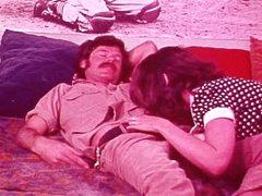 Vintage 70&,#039,s Porn - Oral and Masturbation