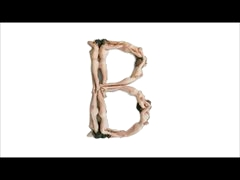 Undressed Girls Alphabet