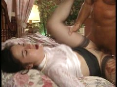 Retro Anal 3some