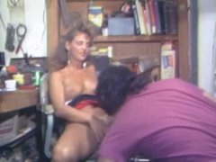 Erica Boyer and Ron Jeremy