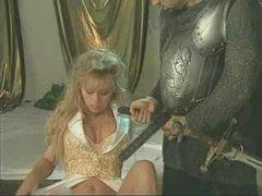 Dyanna Lauren fucks a Knight